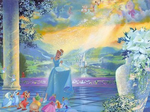 John Rowe-The Life She Dreams Of - From Disney Cinderella