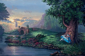 Rodel Gonzalez-Dreaming of Wonderland