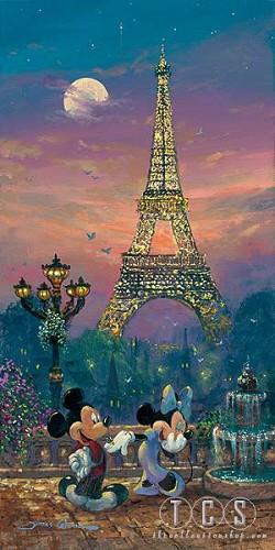 James Coleman-Evening In Paris