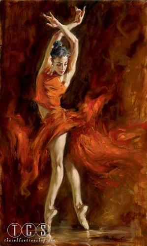 Andrew Atroshenko-Fiery Dance