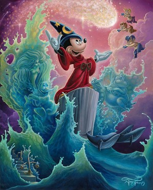Disney Artist Jared Franco