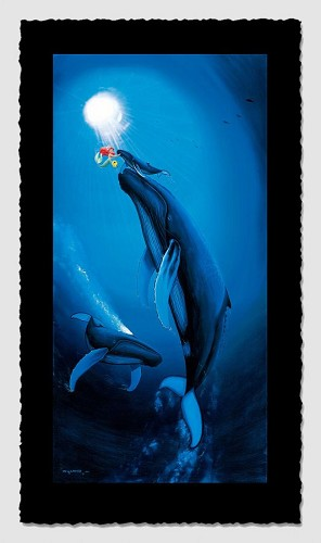 Wyland-Ariel's First Breath