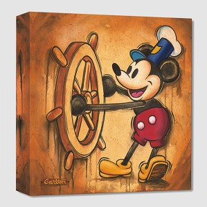 Trevor Carlton-Happy Skipper From Steamboat Willie