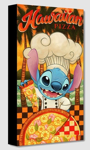 Tim Rogerson-Hawaiian Pizza From Lilo And Stitch