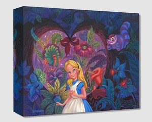 Michael Humphries-In the Heart of Wonderland From Alice In Wonderland