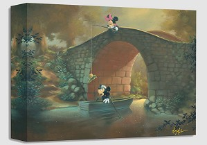 Disney Silver Series Framed Art