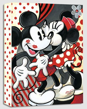 Tim Rogerson-Hugs and Kisses From Mickie And Minnie