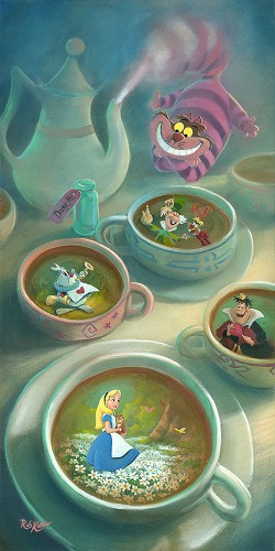 Rob Kaz -Imagination is Brewing From Alice In Wonderland