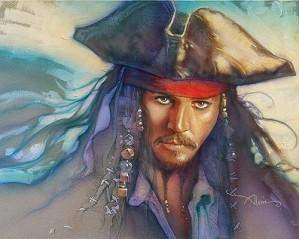 John Alvin-Captain Jack Sparrow