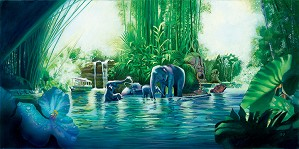 John Rowe-A Jungle Cruise