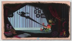 Lorelay Bove-Peters Shadow - From Disney Peter Pan