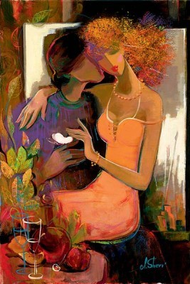 Irene Sheri-Summer Love Blooms