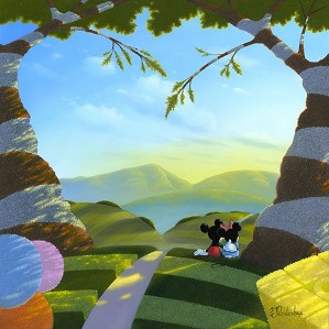 Disney Artist Michael Prozenza