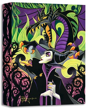 Tim Rogerson-Maleficent's Fury From Disney Sleeping Beauty