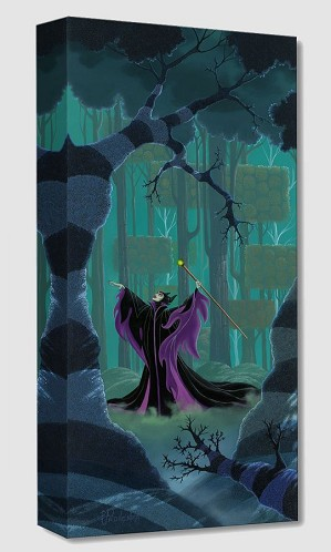 Michael Prozenza-Maleficent Summons the Power From Sleeping Beauty