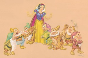 Manuel Hernandez-A Song and a Dance  - From Disney Snow White and the Seven Dwarfs