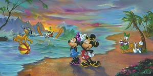 Jim Warren-Mickey and the Gang's Hawaiian Vacation