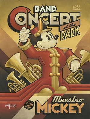 Mike Kungl-Maestro Mickeys Band Concert
