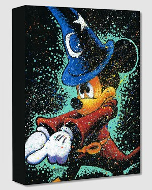 Stephen Fishwick-Mickey Casts a Spell From Fantasia