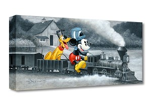 Tim Rogerson-Mickey's Train From Mickey Mouse