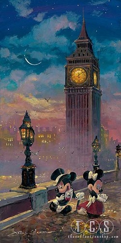 James Coleman-Mickey And Minnie In London