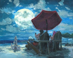 James Coleman-Under the Moonlight
