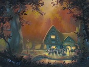 Rob Kaz -Morning Kiss - From Disney Snow White and the Seven Dwarfs