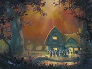 Rob Kaz -Morning Kiss - From Disney Snow White and the Seven Dwarfs