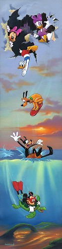 Jim Warren-Mickey and Pals Big Day Off