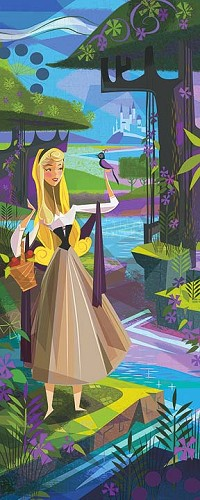Disney Artist Mark Swanson