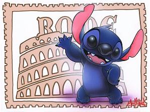 James C Mulligan-Stitch in Rome