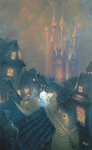 Rob Kaz -The Palace Awaits - From Disney Cinderella