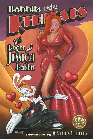 Mike Kungl-Rabbits Prefer Redheads