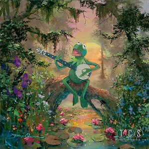 James Coleman-Rainbow Connection Kermit
