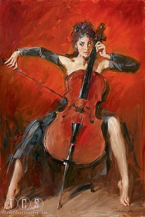 Andrew Atroshenko-Red Symphony