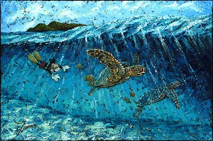 Trevor Mezak-Reef Diver Mickey