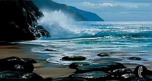 Peter Ellenshaw-Seascape