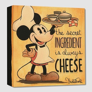 Michelle St Laurent-The Secret Ingredient From Mickey Mouse