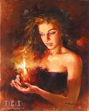 Andrew Atroshenko-Shimmering Light