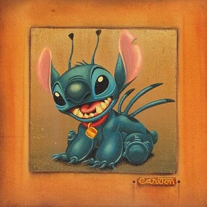 Trevor Carlton-Stitch - From Disney Lilo and Stitch