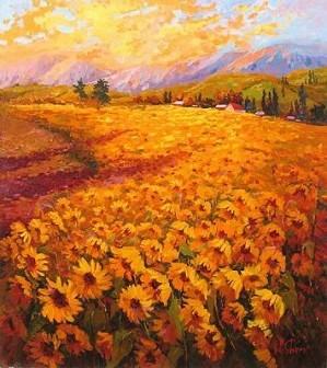 Irene Sheri-Sunflowers
