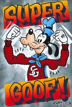 Trevor Carlton-Super Goof! From Goofy