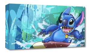 Arcy-Surf Rider Stitch From Lilo and Stitch