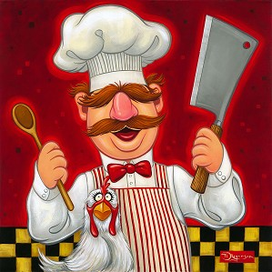 Tim Rogerson-Swedish Chef