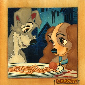 Trevor Carlton-Sweet Love - From Disney Lady and The Tramp