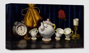 Clinton Hobart -Time for Tea From Beauty and The Beast
