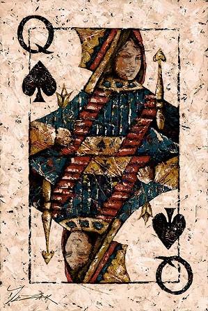 Trevor Mezak-Queen of Spades