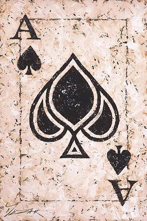 Trevor Mezak-The Ace of Spades