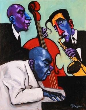 Tim Rogerson-Jazz Trio