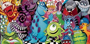 Monsters Inc_Monsters Inc